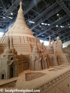 #tottorisakyu #tottori # tourism #japan  tottori-sand-museum-japan-145854