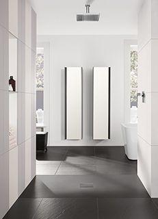 Shower tray Squaro Infinity Anthracite