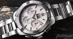 TAG HEUER  Aquaracer Chronograph Big Date / Ref.CAY211Y.BA0926