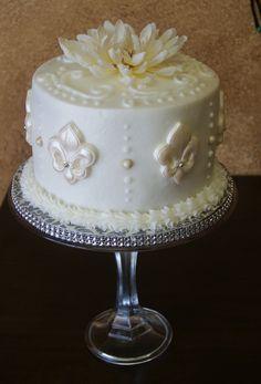 Wedding Cake Pictures, Wedding Cake Designs - Kat's Cakes - Marrero, La