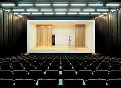 Auditorio y Remodelación Facultad de Artes, Universidad de Chile / Emilio Marín + Albert Tidy