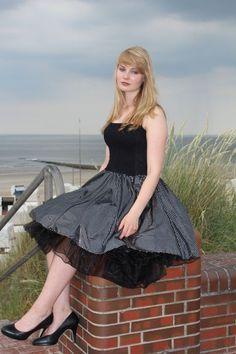Sweet Night, Petticoats, Sexy Skirt, Rockabilly, Retro Vintage, Pin Up, Ballet Skirt, Feminine, Summer Dresses