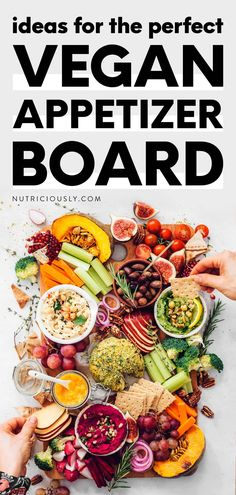 The Ultimate Vegan Platter