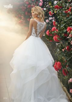 Vanilla Sposa 1854, collectie 2018