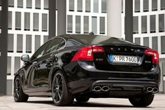 Volvo S60 Now THIS is the car I want. 5 star safety rating