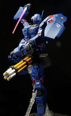 RGM-96X Jesta TriSTAR Heavy