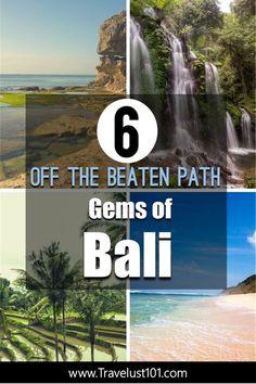 6 Secret Off-the-Beaten-Track Bali Destinations that Will Blow Your Mind Vietnam Travel, Thailand Travel, Asia Travel, Solo Travel, Bali Travel Guide, Travel Advice, Travel Guides, Travel Tips, Travel Goals