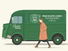 Ralph's Coffee on Behance
