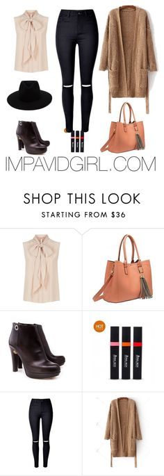 """""""Going Shoping Today"""" by impavidgirl ❤ liked on Polyvore featuring MaxMara, Melie Bianco, Formentini and rag & bone"""