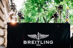 Breitling Smoke On! Event Organization, Box Design, Red Bull, Racing, Graphic Design, Events, Smoke, Running