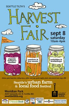 2dd6fa23 Seattle Celebrates Local Food and Urban Farming at 25th Annual Harvest Fair  Cheese Festival, Conference