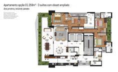 La Vue | 259m² | Ladeira da Barra | Salvador