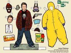 The 10 Most Awesome Breaking Bad Finds on Pinterest, via @Mashable
