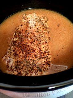 Slow-cooker Pork Loin, Trisha Yearwood's Way