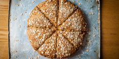 Russell Brown's gluten-free soda bread is a favourite at his Dorset restaurant, proving just as delicious as it's glutinous counterpart                           http://www.greatbritishchefs.com/recipes/gluten-free-bread-recipe?utm_campaign=375659_06-05-16-Cooks%26Co&utm_medium=email&utm_source=Great%20British%20Chefs&dm_i=2W9O,81UZ,217L5T,PYIQ,1