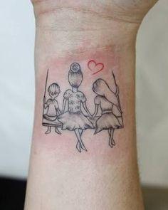 Resultado de imagem para tatuagens de mae e filho