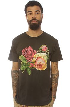 Obey Bed Of Roses Thrift Tee, Save 20% off with Rep Code: PAMM6 #karmaloop #fashion