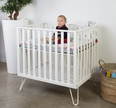 Explore our stylish and well designed range of cot beds and conversion kits. #London #baby http://wu.to/6Nz7nE