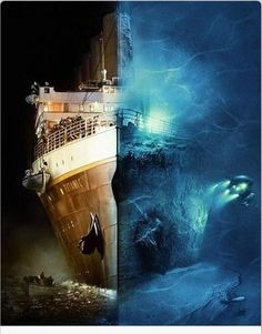 """What I'm interested in are the individual stories.  What secrets lie in the hull of Titanic?"""