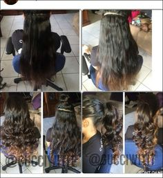 Micro beads braidless sew in