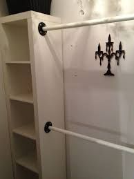 Image result for ikea expedit closet hacks