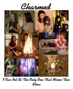 """Charmed"" by basket-case47 ❤ liked on Polyvore featuring art, power, charmed, paige, piper and p3"