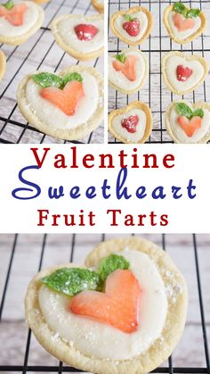 Sweetheart Fruit Tart, a perfect treat for your Valentine, a wedding shower, or any other occasion celebrating hearts and love!