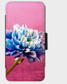 """Flip-Case """"flowery"""" von Zierrat auf DaWanda.com"""