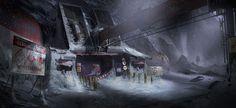 Disposal Cavern - Dead Space 3