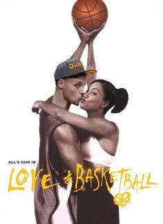 Steph and Ayesha (Basketball Photography)