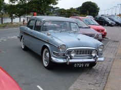Classic and Vintage Cars - Humber Super Snipe
