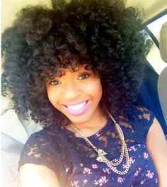 Curly Nikki | Natural Hair Styles and Natural Hair Care: Journey to Natural- Personal Accounts