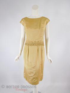 yellow dress etsy 70k