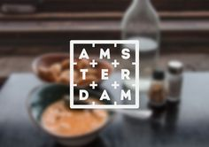 Amsterdam Tanning & Cafe on Behance
