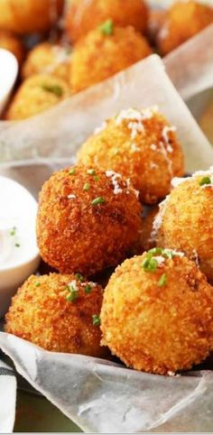 Loaded Baked Potato Croquettes Make sure to follow cause we post alot of food recipes and DIY we post Food and drinks gifts animals and pets and sometimes art and of course Diy and crafts films music garden hair and beauty and make up health and fitness a