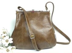 "Kaa berlin leather bag ""FANGO"""