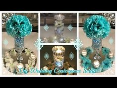 I created this gorgeous Bling & Pearl Wedding Centerpiece using 3 Christmas Boxes I got from Dollar Tree. Pearl Wedding Centerpieces, Dollar Tree Centerpieces, Diy Centerpieces, Diy Wedding Decorations, Chandelier Wedding, Aisle Decorations, Dollar Tree Wedding, Candle Holders Wedding, Diy Crystals