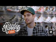 KIX & LIDZ: Video: Sneaker Shopping With G-Eazy | Complex...G-Eazy goes Sneaker Shopping with Joe La Puma at Flight Club in L.A. and talks about shopping at Goodwill as a kid as well as how smoking weed influenced his sneaker choices.
