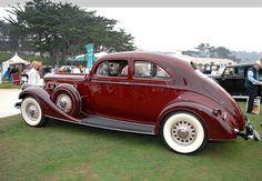 1935 Pierce Arrow 845