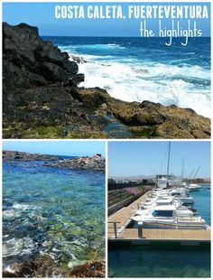 Travelling to Costa Caleta / Caleta de Fuste, Fuerteventura? What to do in the Canary Islands. Holiday highlights.