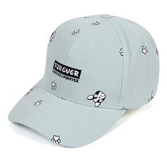 Summer Baseball Cap Women 2017 Dog Pattern Cute Snapback Hip Hop Cap High Quality Hats For Women Brand Adjustable Bone Gorras  #style #instafashion #model #pretty #fashion #sweet #iwant #cool #instastyle #beauty