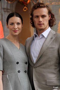 Outlander: Sam and Cait