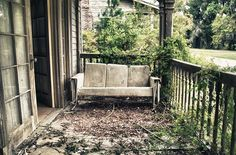 Ghost Town by Naaman Fletcher, via Flickr