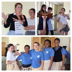 scottieprideAloha  Mrs Williams approves junior privileges #luauinspired #classof2016 #SMSinMay