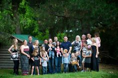 Large Family Generations  Photo By Wild Whimsy Photography