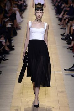 Christian Dior   Ready-to-Wear Spring 2017   Look 20