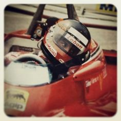 Gilles Villenueve - Formula 1 Legend
