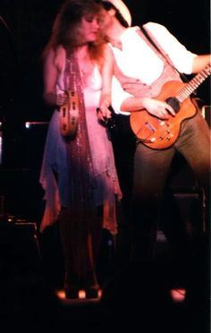 Stevie Nicks & Lindsey Buckingham