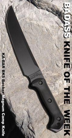 Ka-Bar BK5 Becker Knife