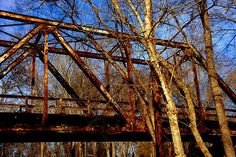 http://fineartamerica.com/featured/railroad-train-trestle-lisa-wooten.html
